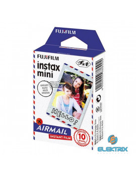 Fujifilm Instax Mini fényes AirMail 10 db képre film
