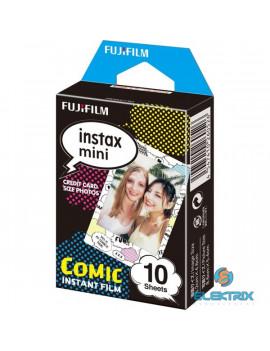 Fujifilm Instax Mini fényes Comic 10 db képre film