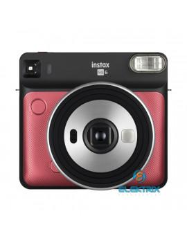 Fujifilm Instax Square SQ6 piros analóg fényképezőgép