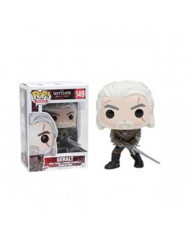 Funko POP! Games (149) The Witcher III Wild Hunt - Geralt figura