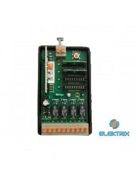 GARDENGATE SLAVE CARD 4 csatornás/4x60 felhasználóig bővíthető/vevő