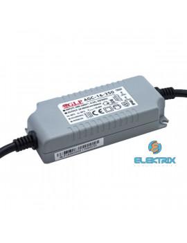 GLP AGC-16-350 16.8W 18~48V 350mA IP40 LED tápegység
