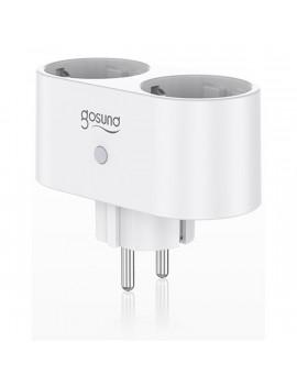 GOSUND SP211 Smart Wi-Fi-s okos duplakonnektor