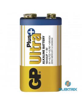 GP Ultra Plus 9V (6LF22) elem 1db/bliszter