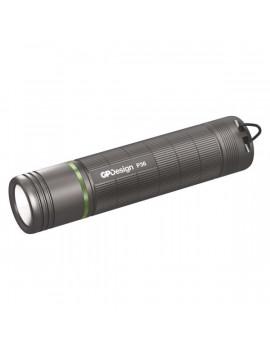 GP P8402 P36+3×AAA LED elemlámpa