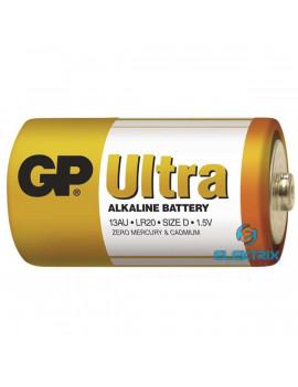 GP Ultra alkáli góliát elem (D), LR20 2db/bliszter