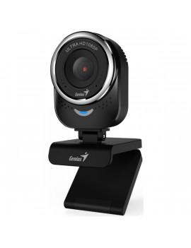 Genius Qcam 6000 1080p fekete webkamera