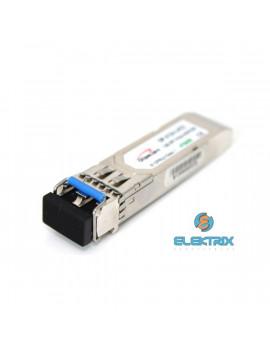 Gigalight SFP modul, 1.25G, 1310nm, 20km távolság, -40~85 ipari hőm. tart., DDM funkció