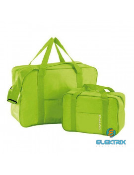 GioStyle 2305330 Fiesta 24+7 L zöld hűtőtáska szett