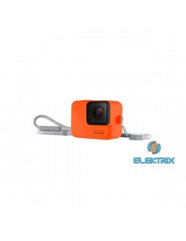 GoPro AJSST-004 Sleeve + Lanyard HERO 8 Black narancs szilikon tok és pánt