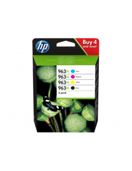 HP 3YP35AE (963XL) 4 db-os csomag tintapatron