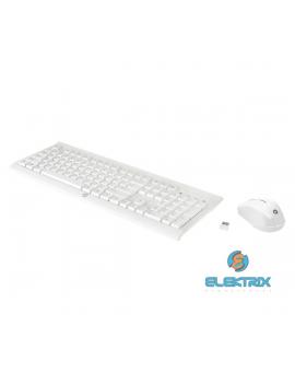 HP C2710 fehér billentyűzet + egér
