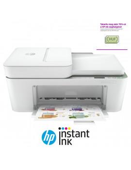 HP DeskJet Plus 4122E tintasugaras multifunkciós Instant Ink ready nyomtató