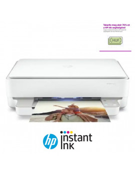 HP Envy 6020E AiO multifunkciós tintasugaras Instant Ink ready nyomtató