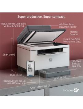HP LaserJet MFP M234sdwE multifunkciós lézer nyomtató