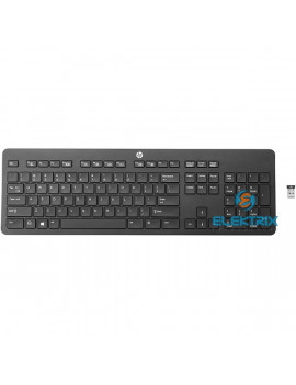 HP Slim Wireless (Link-5) Keyboard BLANK billentyűzet