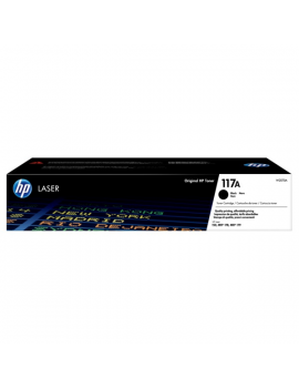 HP W2070A (117A) fekete toner