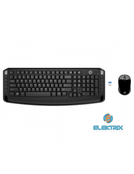HP Wireless Keyboard & Mouse 300  billentyűzet + egér