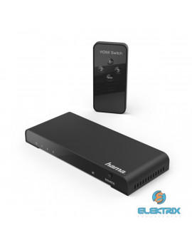 Hama 121770 távirányítható HDMI elosztó