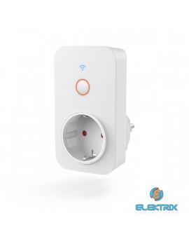 Hama 176565 fogyasztásmérős okos WiFi konnektor