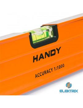 Handy 10620A Aluminium vízmérték 400 mm