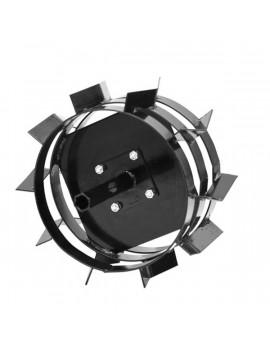 Hecht 000797 2 db-os acél körmöskerék szett