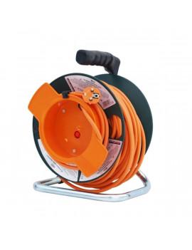 Hecht 150153 dobbal 50 m-es hosszabbító kábel