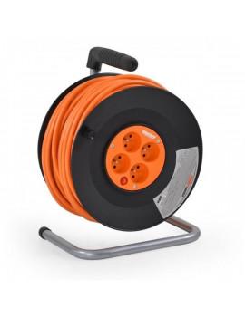 Hecht 450153 dobbal 50 m-es hosszabbító kábel