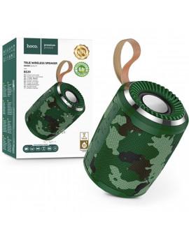Hoco HOC0171 BS39 zöld vezeték nélküli Bluetooth hangszóró