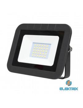 Home FL 20 SMD 20 W lapos szürke LED reflektor