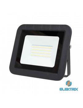 Home FL 30 SMD 30 W lapos szürke LED reflektor
