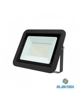 Home FL 50 SMD 50 W lapos szürke LED reflektor