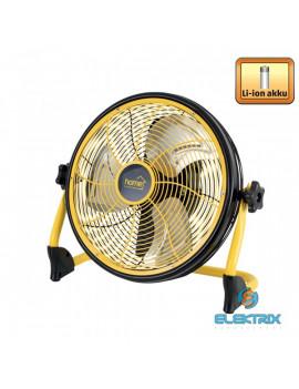 Home PVR 30B 30cm/20W akkumulátoros padlóventilátor