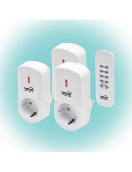 Home TH 1013 távirányítható hálózati aljzat szett távirányítóval