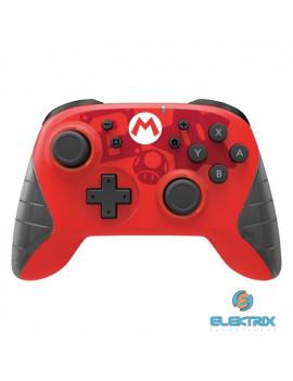Hori Nintendo Switch HORIPAD Mario mintás piros vezeték nélküli kontroller