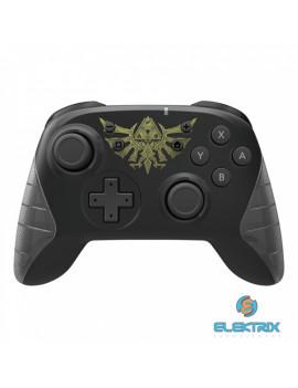 Hori Nintendo Switch HORIPAD The Legend of Zelda mintás fekete vezeték nélküli kontroller