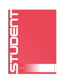ICO Student A4 négyzetrácsos füzet
