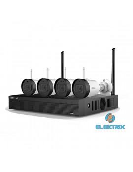 IMOU 4 db wifi 2MP csőkamerával/1 db wifi hálózati rögzítővel/4 csatornás/vezeték nélküli IP megfigyelő rendszer