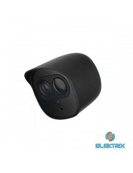 IMOU CELL PRO kamerához fekete szilikon védőtok