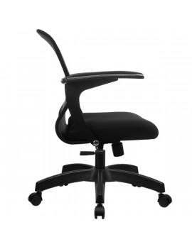 IRISOffice Globe fekete mesh irodai forgószék