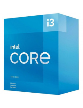 Intel Core i3 3,70GHz LGA1200 6MB (i3-10105F) box processzor