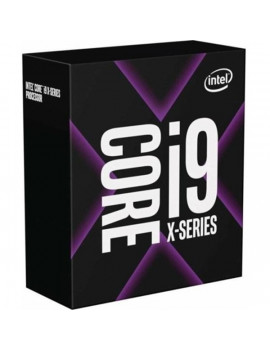 Intel Core i9 3,70GHz LGA2066 19.25MB (i9-10900X) box processzor
