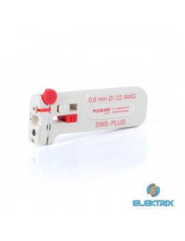 JOKARI SWS-Plus 060 Mikro-Precíziós kábelcsupaszító