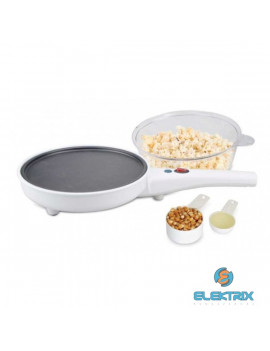 Kalorik PCM 1002 2 az 1-ben popcorn készítő