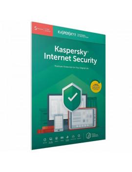 Kaspersky Internet Security HUN  5 Felhasználó 1 év dobozos vírusirtó szoftver