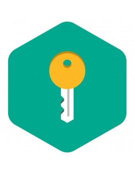 Kaspersky Password Manager hosszabbítás HUN  1 Felhasználó 1 év online vírusirtó szoftver