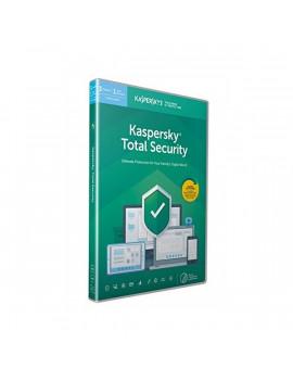 Kaspersky Total Security HUN 1 Felhasználó 1 év dobozos vírusirtó szoftver