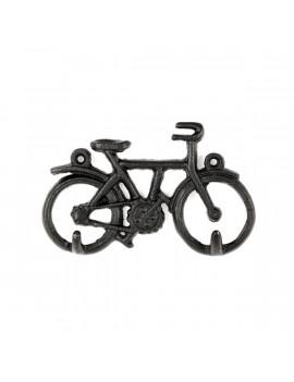 Kikkerland BB53 kerékpár falra szerelhető kulcstartó