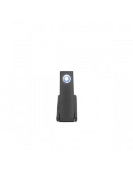 Kikkerland BL11-EU csiptetős összecsukható mini fekete LED-es olvasólámpa