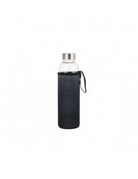 Kikkerland CU272 fekete mamba tokban újratölthető vizespalack